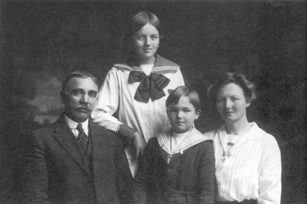 Anders Anderson family
